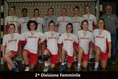 2^ Divisione femminile