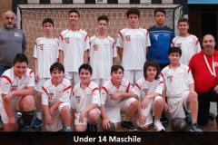 Under 14 Maschile