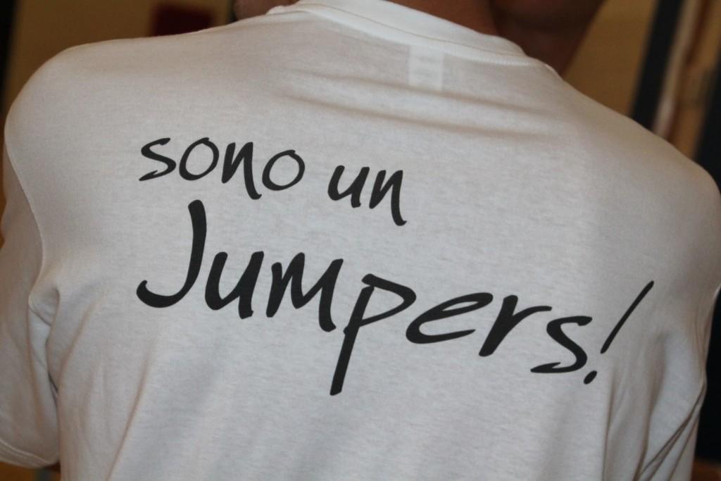 ...non tutti possono essere Jumpers!!!!